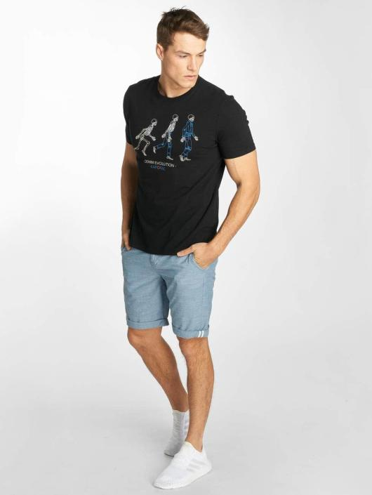 Kaporal T-Shirt Knitted black