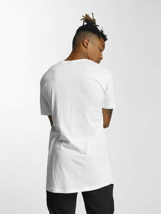 Kingin T-Shirt LA Streets white