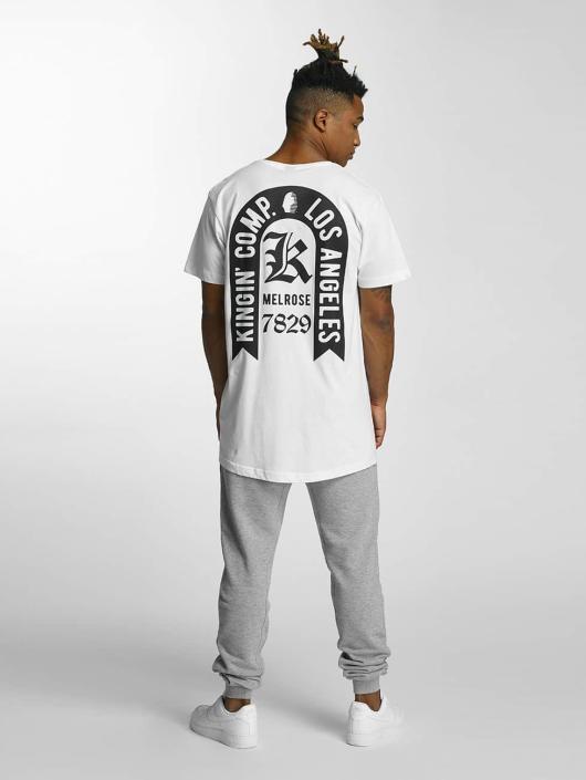 Kingin T-Shirt Comp. white