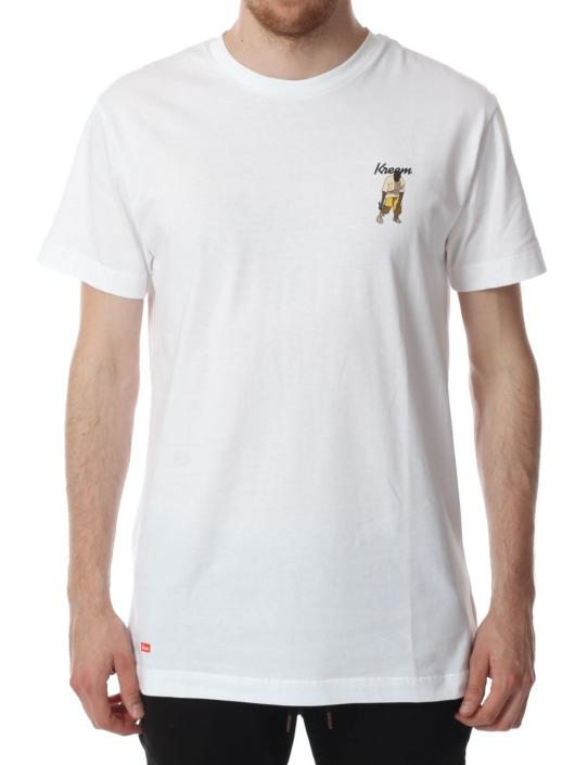 Kream T-Shirt Yzy Dance Tee white