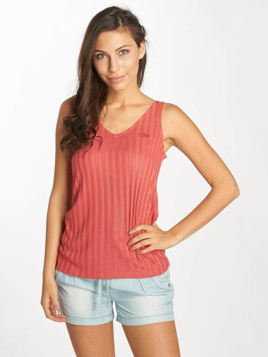 Lacoste Tank Tops Classic red