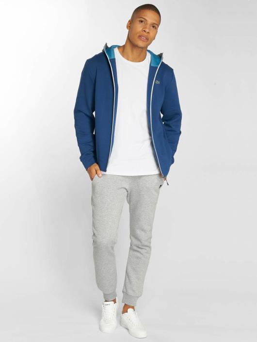 Lacoste Zip Hoodie Classic blue