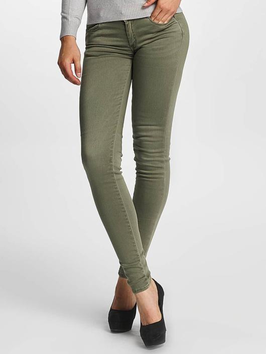 Le Temps Des Cerises Slim Fit Jeans Ultrapower khaki