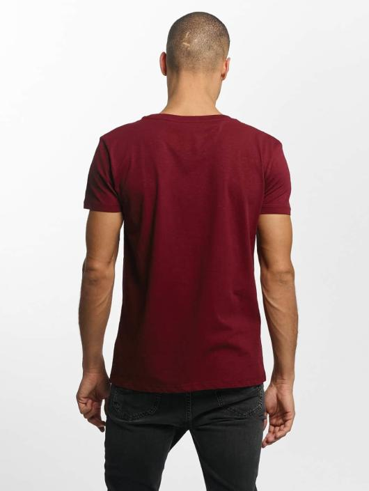 Lee T-Shirt Pocket red