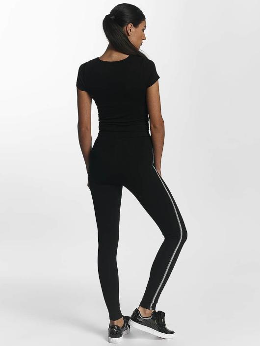 Leg Kings Leggings/Treggings Miss Rose black