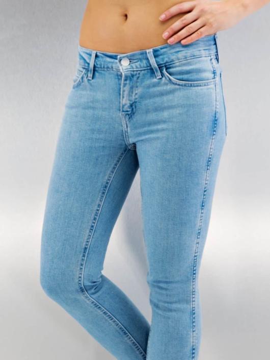 Levi's® Skinny Jeans Line 8 Mid blue