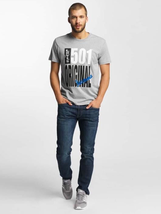Levi's® T-Shirt 501® Graphic gray