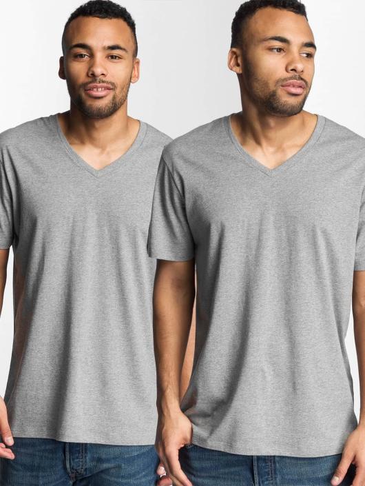 Levi's® T-Shirt V-Neck gray