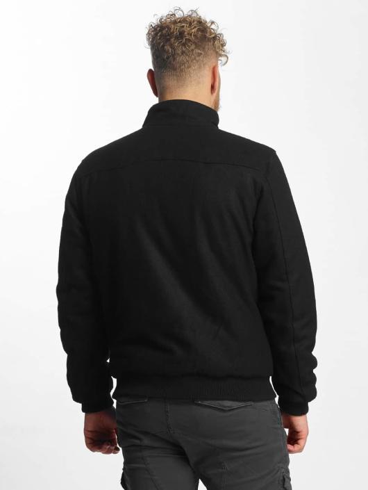 Lonsdale London Lightweight Jacket Melton black
