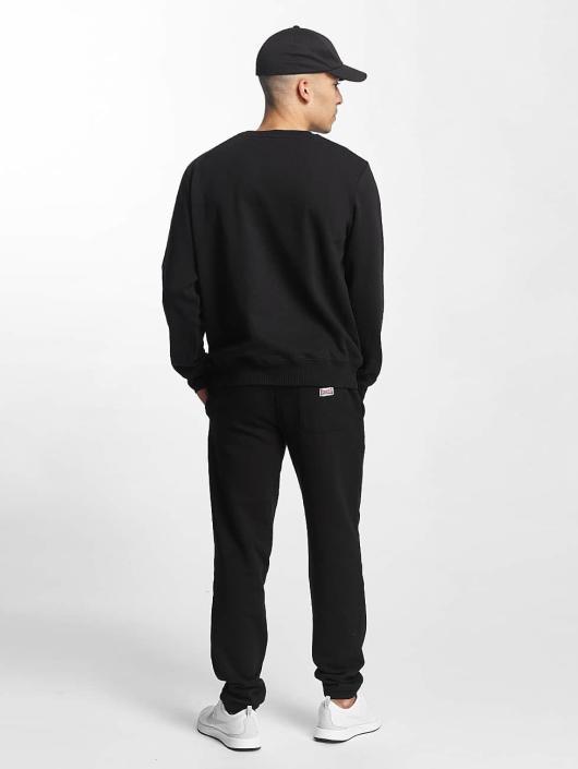 Lonsdale London Pullover Helston Slim Fit black
