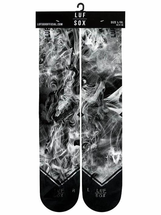 LUF SOX Socks Black Dusk black