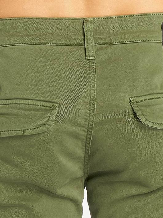 Mavi Jeans Cargo pants Yves Cargo Button Fly green