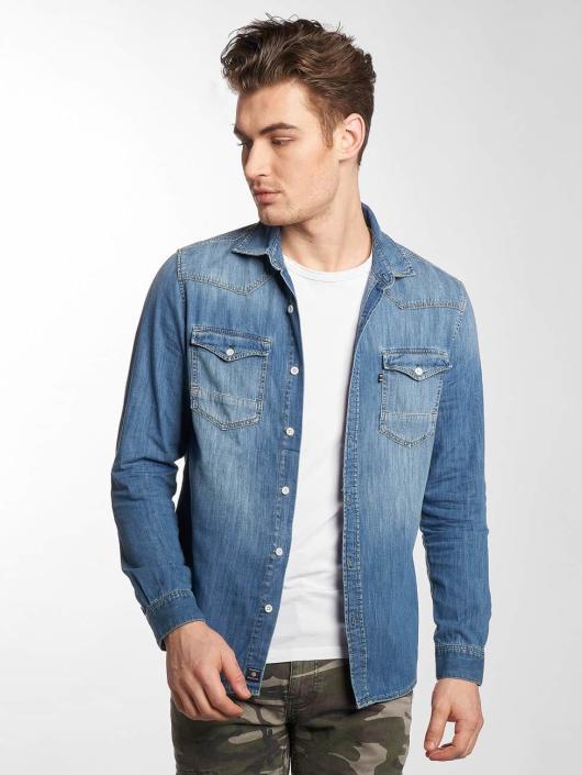 Mavi Jeans Shirt Rio blue
