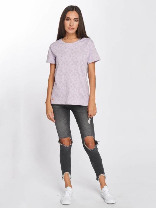 Mazine T-Shirt Flora purple