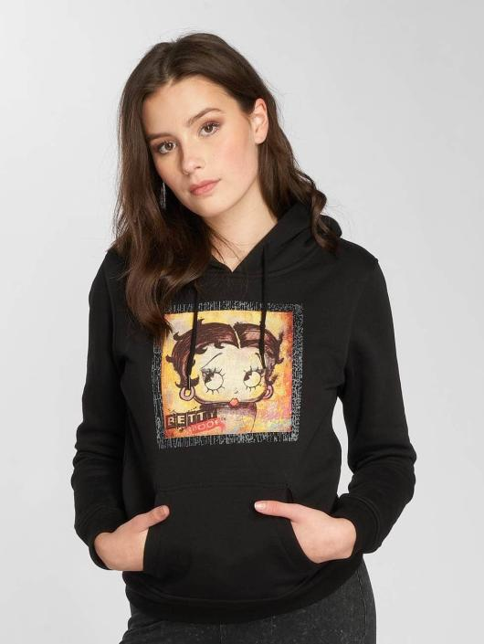 Merchcode Hoodie Betty Boop Colored black