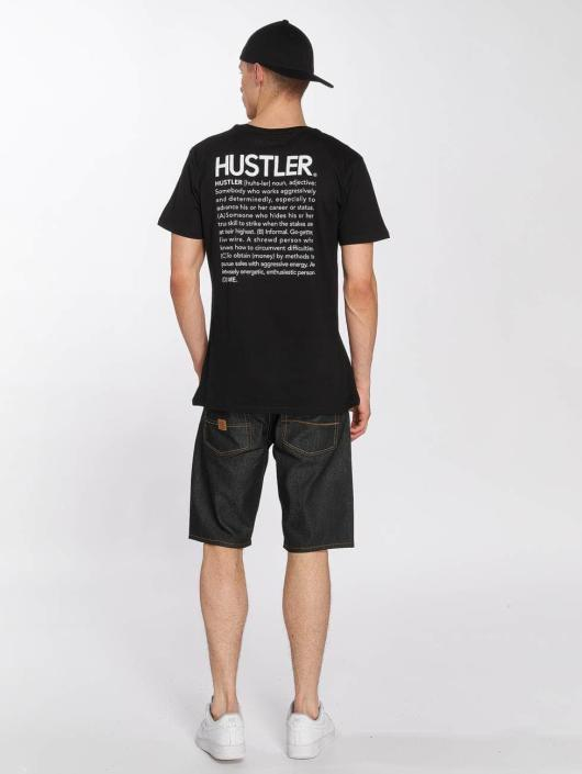 Merchcode T-Shirt Hustler Definition black