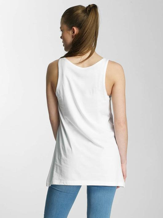 Merchcode Tank Tops Ladies Banksy Girl Dream white