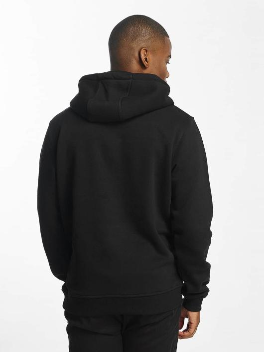 Mister Tee Hoodie Pray City black