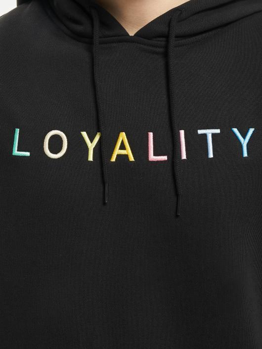 Mister Tee Hoodie Loyality black