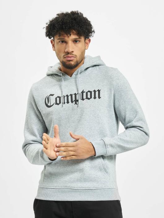 Mister Tee Hoodie Compton gray