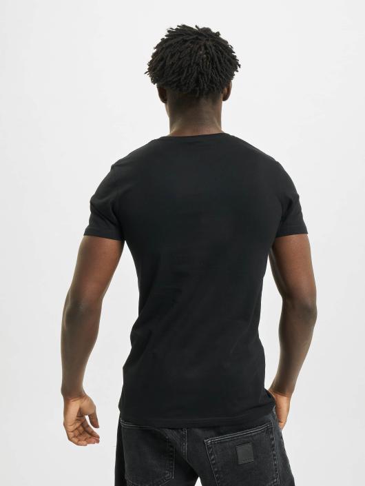 Mister Tee T-Shirt Parental Advisory black