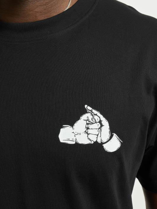 Mister Tee T-Shirt Fist black