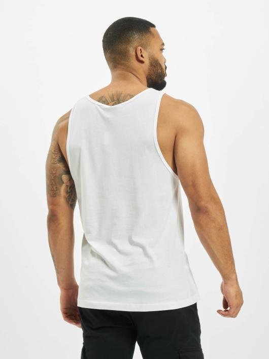 Mister Tee Tank Tops Famous white