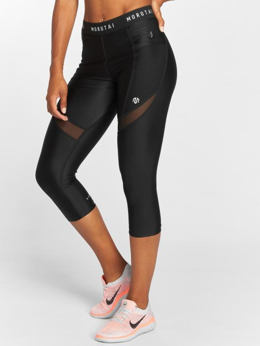 MOROTAI Leggings/Treggings Capri black