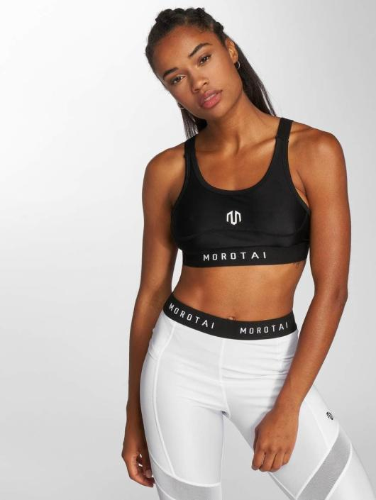 MOROTAI Sports Bra Endurance M-Back black
