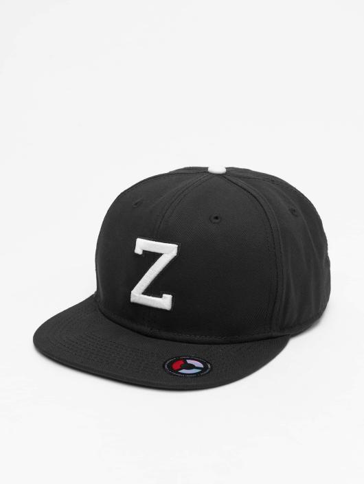 MSTRDS Snapback Cap Z Lette black
