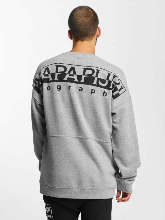 Napapijri Pullover Badstow gray