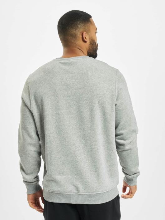 New Era Pullover Team Logo gray