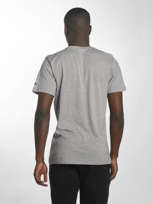 New Era T-Shirt MLB Landmark LA Dodgers gray