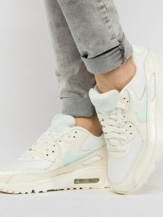 Nike Sneakers Air Max 90 Mesh (GS) beige