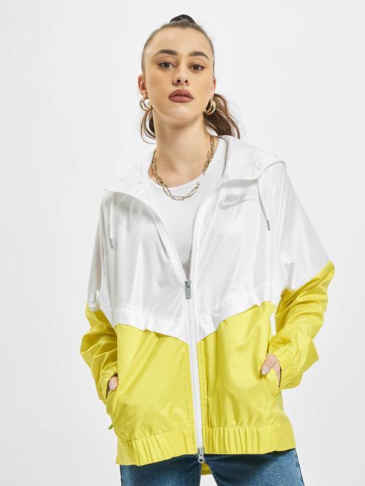 Nike Winter Jacket  white