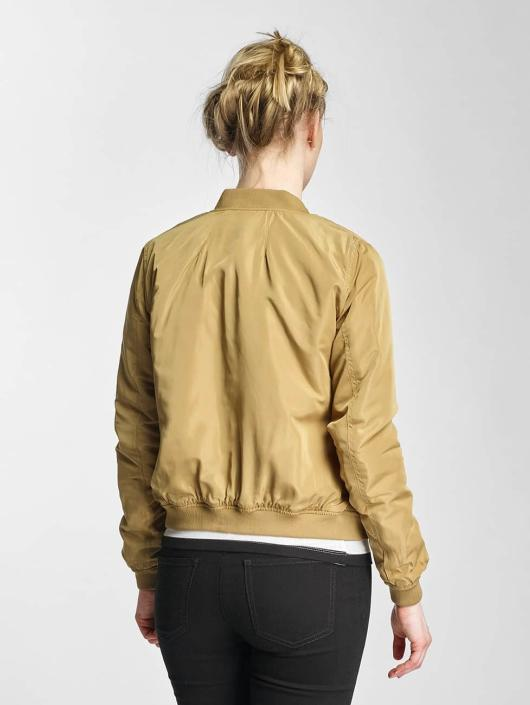 Noisy May Bomber jacket nmSpace Universe beige