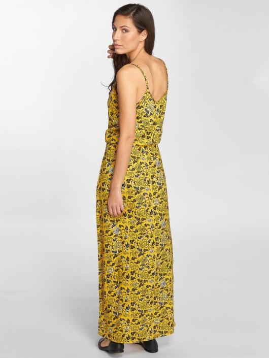 Noisy May Dress nmMagicviscose yellow
