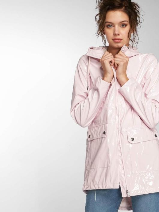 Noisy May Lightweight Jacket nmCecia pink