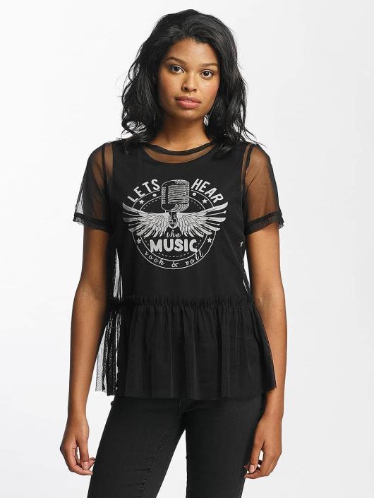 Noisy May T-Shirt nmThea black