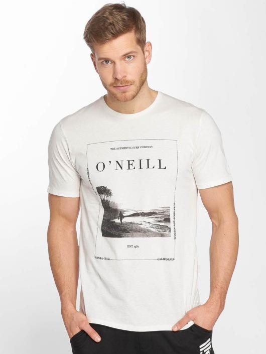 O'NEILL T-Shirt Frame white