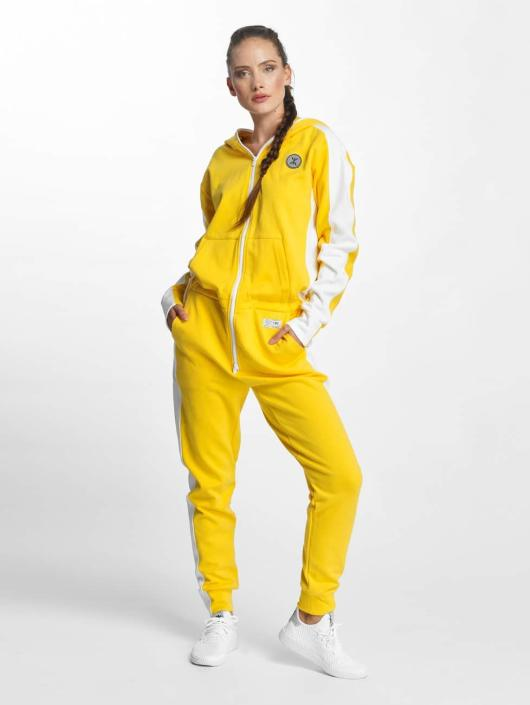 Onepiece Jumpsuits Racer yellow