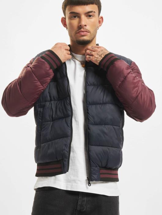 Only & Sons Bomber jacket onsBen Nylon blue