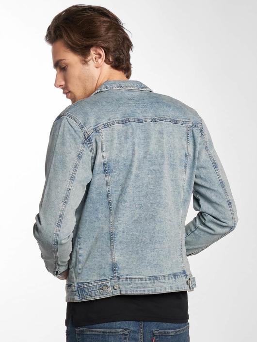 Only & Sons Lightweight Jacket onsCoin Trucker Blech Jeans blue