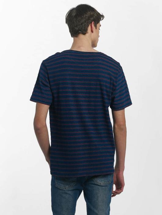Only & Sons T-Shirt onsIndigo Chi Stripe blue