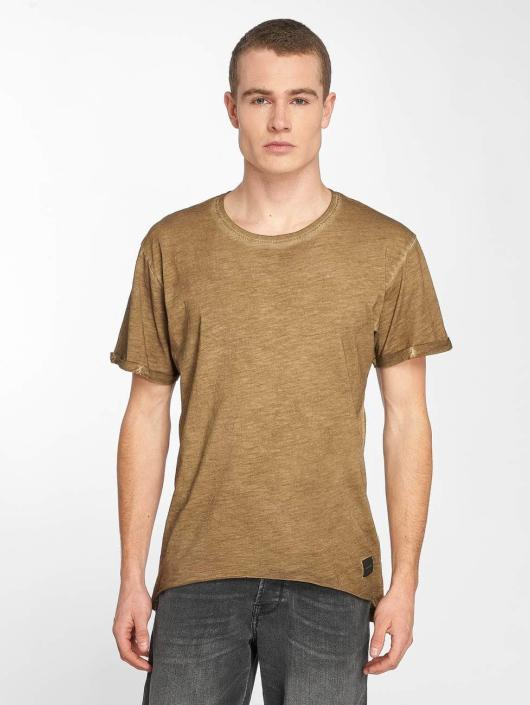 Only & Sons T-Shirt onsSlam Slub brown