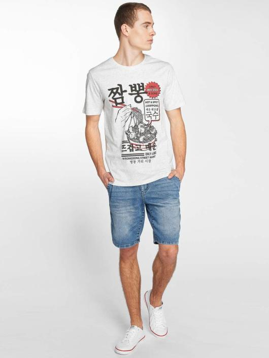 Only & Sons T-Shirt onsSylvester white
