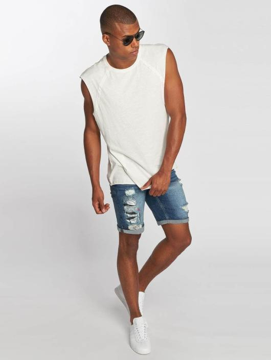 Only & Sons Tank Tops onsSlam white