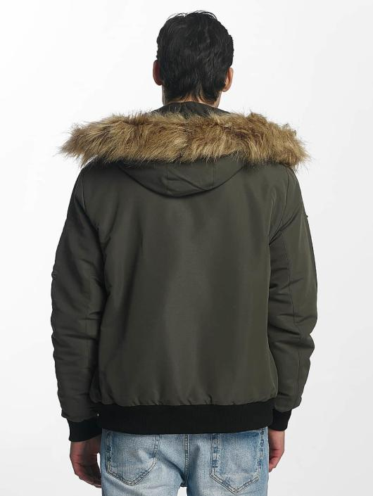 Only & Sons Winter Jacket onsAdam olive