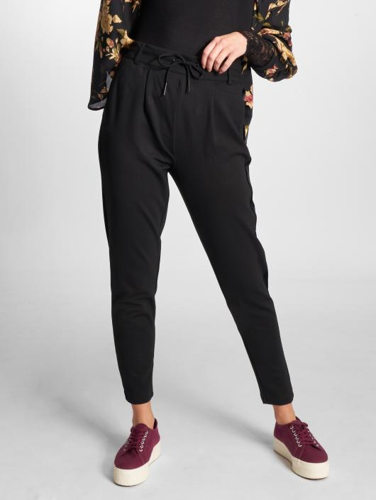 Only Chino pants onlPoptrash Velvet Tape black