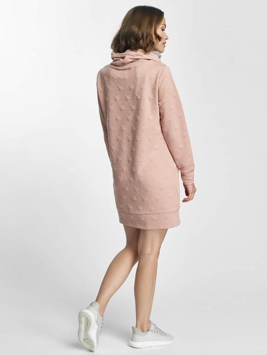 Only Dress onlSerena Bette Jacquard rose